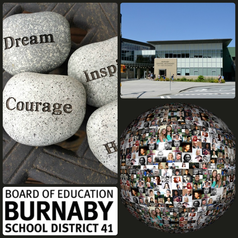 Burnaby Students from grades 8-12 are welcome to attend the motivational speaker at Burnaby Central Secondary on February 26th from 4-5pm.