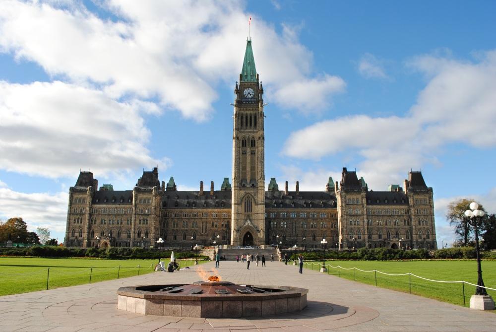 Parliament Buildings pixabay
